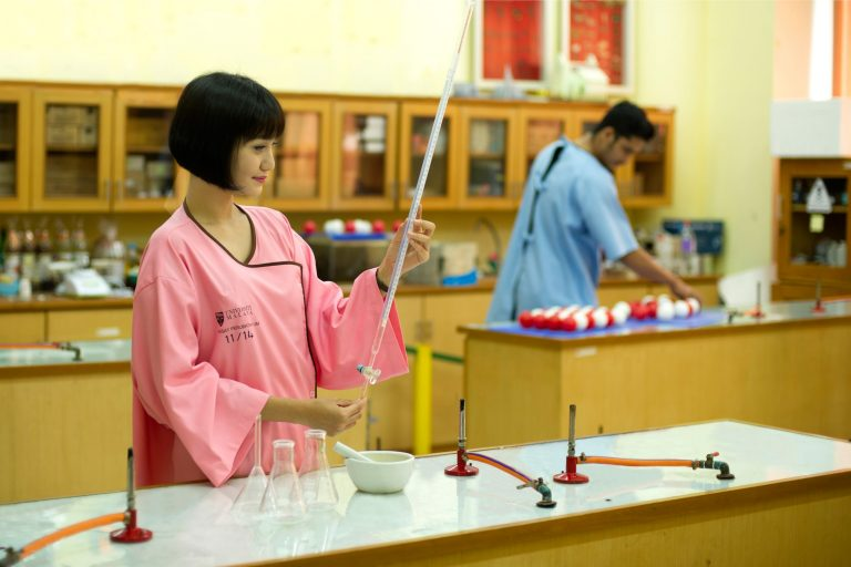 Science Lab Coat (Male & Female)