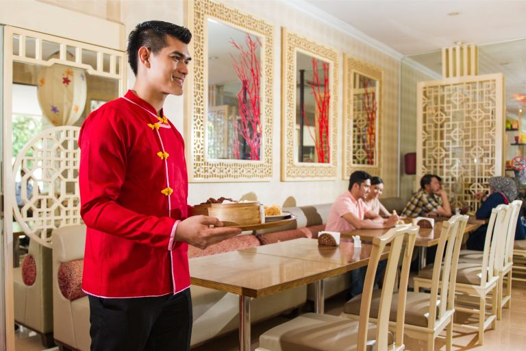 Restaurant Staff (Male)
