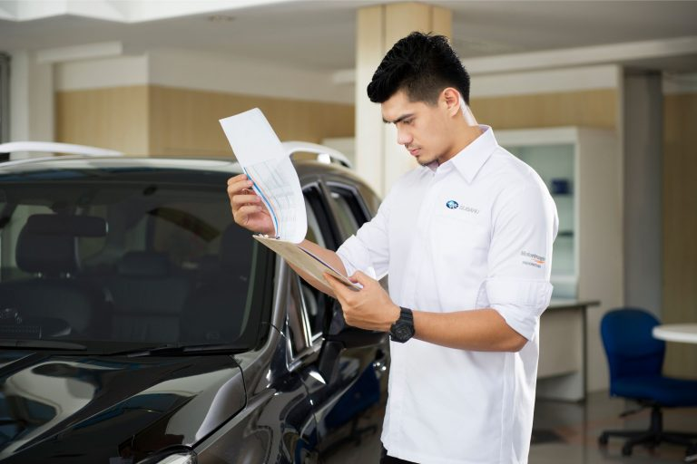 Car Salesman (Male)