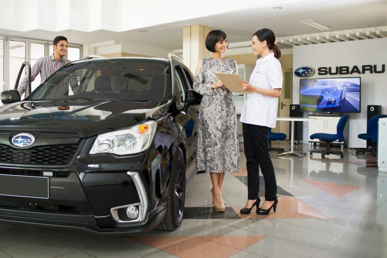 Car Salesman (Female)