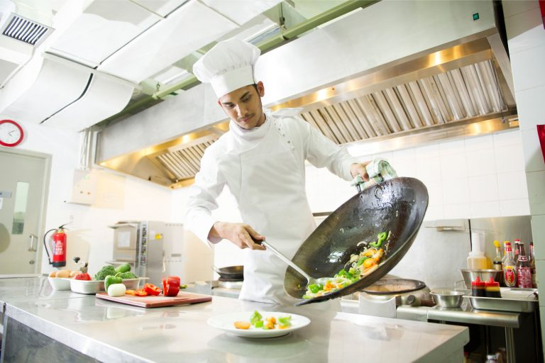 Chef (Male)