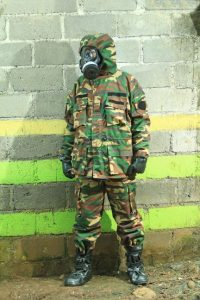 HAZMAT Uniform