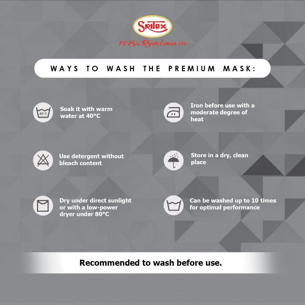 GM Mask Premium Info